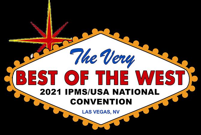 2021 IPMS/USA National Convention