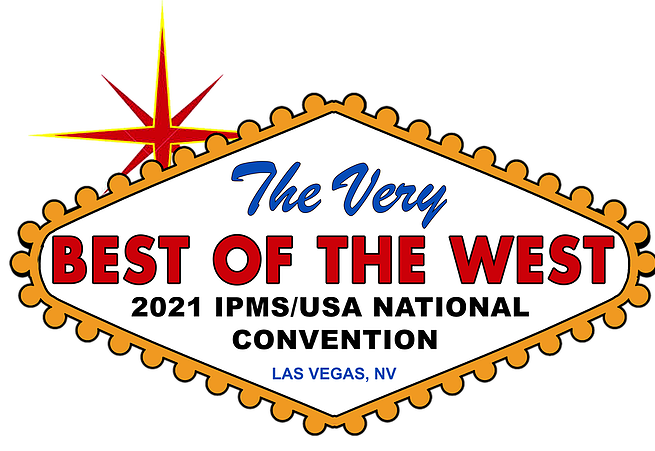 2021 IPMS/USA National Convention