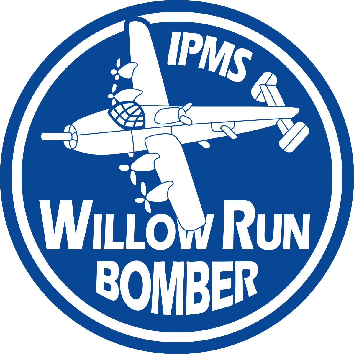 Willow Run Bomber Plant IPMS Logo