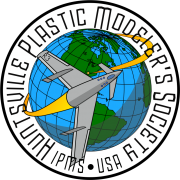 <em>Edit Chapter</em> IPMS/Huntsville Plastic Modelers Society Logo