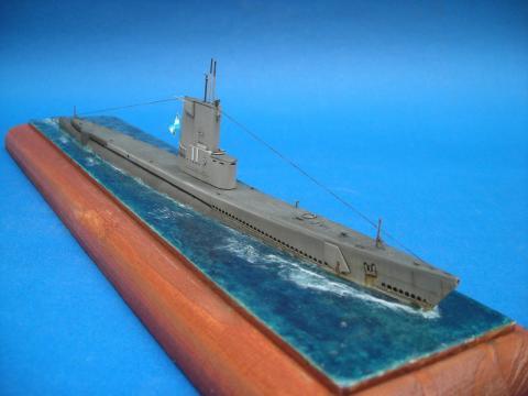 "Submarine ARA (S-11) ""SANTA FE"" model"